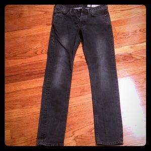 All saints Stat Cigarette jeans like new size 28